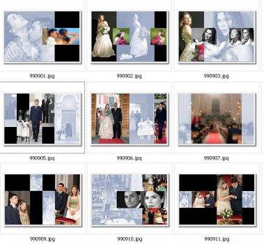 Charming Wedding Album Templates Free Regarding Free Album Templates